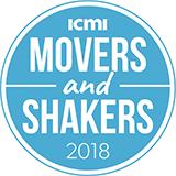 ICMI award logo